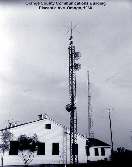 OC Communications Building Placentia Ave. Orange
