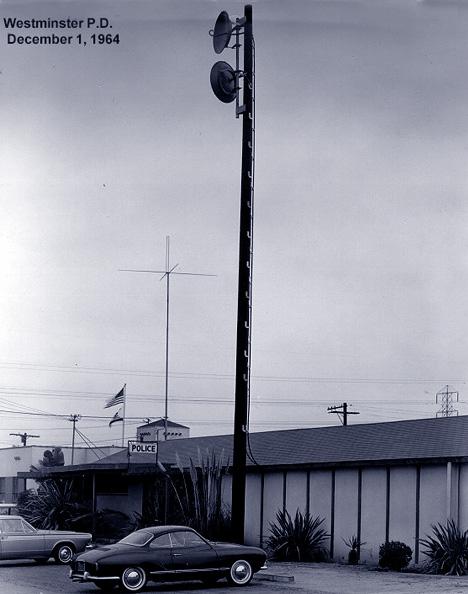 Westminister P.D. December 1, 1964