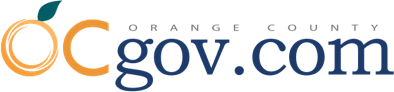 Orange County Government Logo -- Home